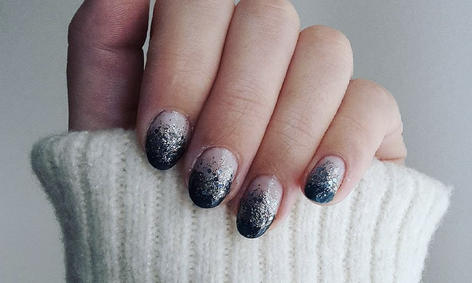 20 Last Minute New Year\'s Eve Nail Art Ideas To Celebrate — PHOTOS