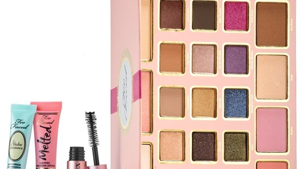 9 Best 2015 Holiday Makeup Palettes To Shop For A Limited Time Only — PHOTOS
