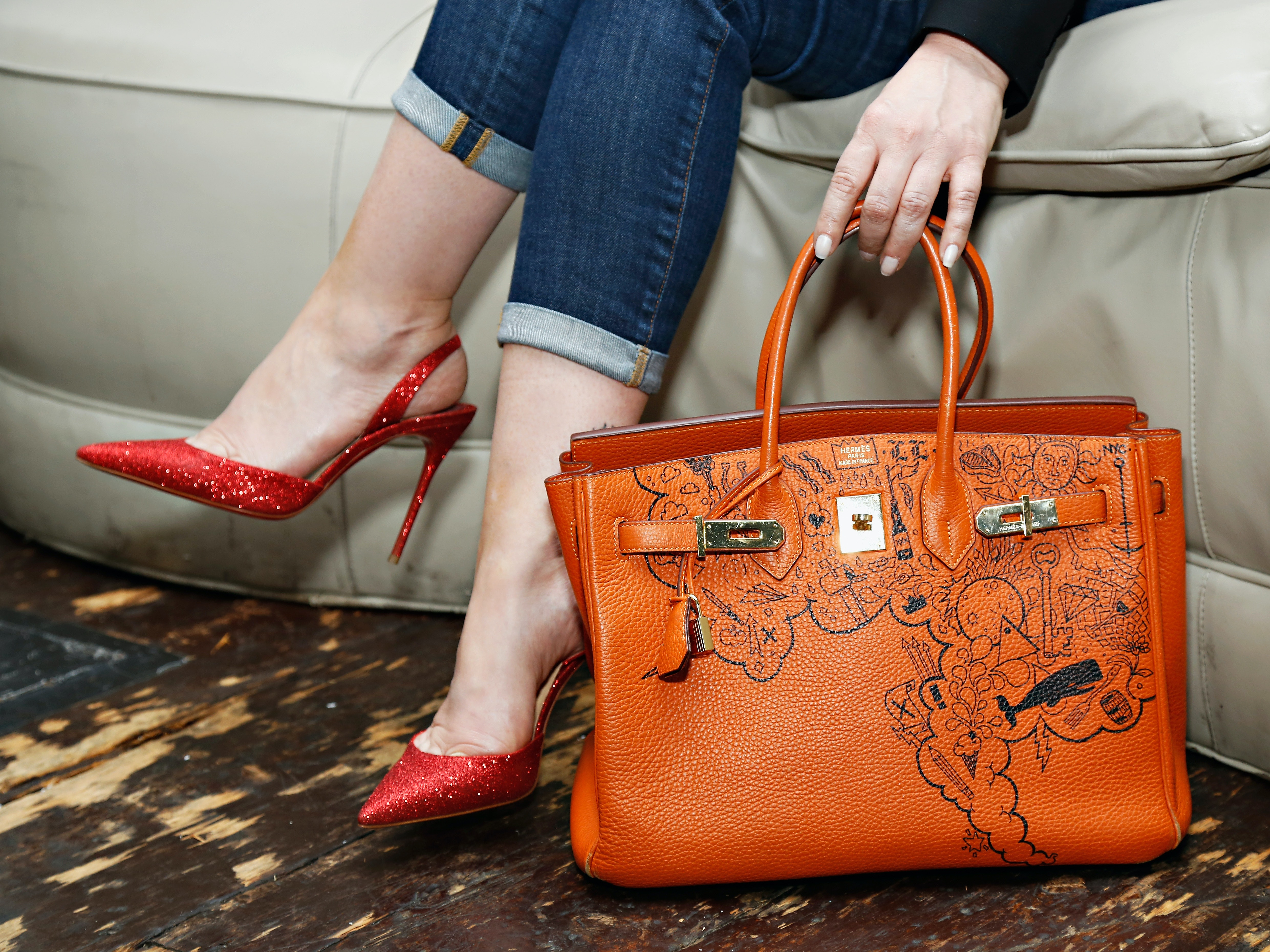 A Fake Birkin Gym Bag Lets You Channel Hermes During Your Next Sweat Sesh 52ebf1bb7e994