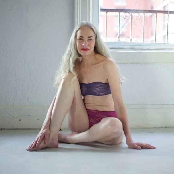 Pubescent erotic models