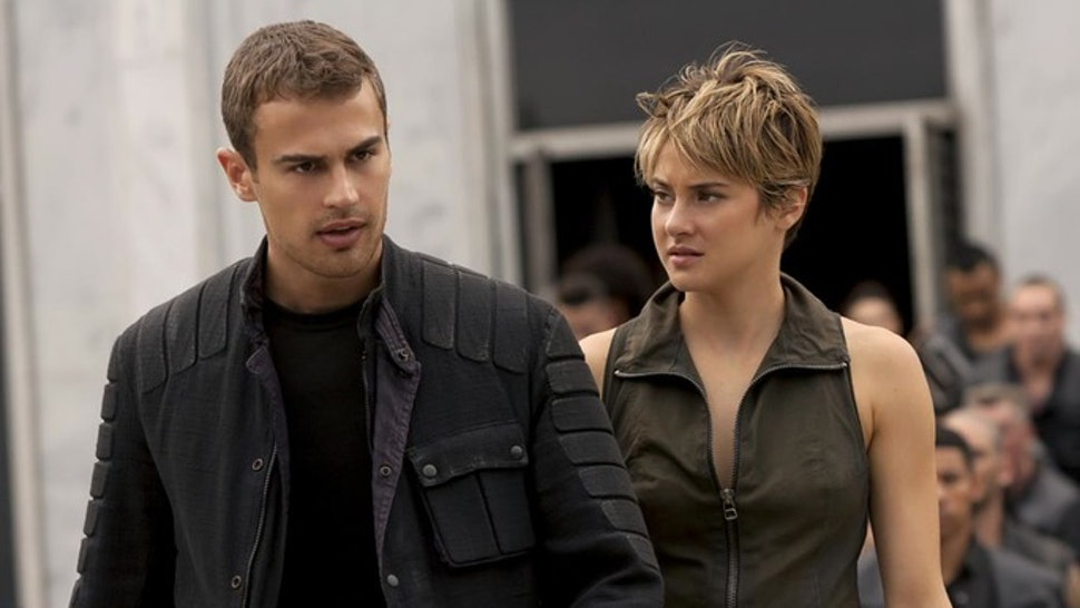 four in divergent actor