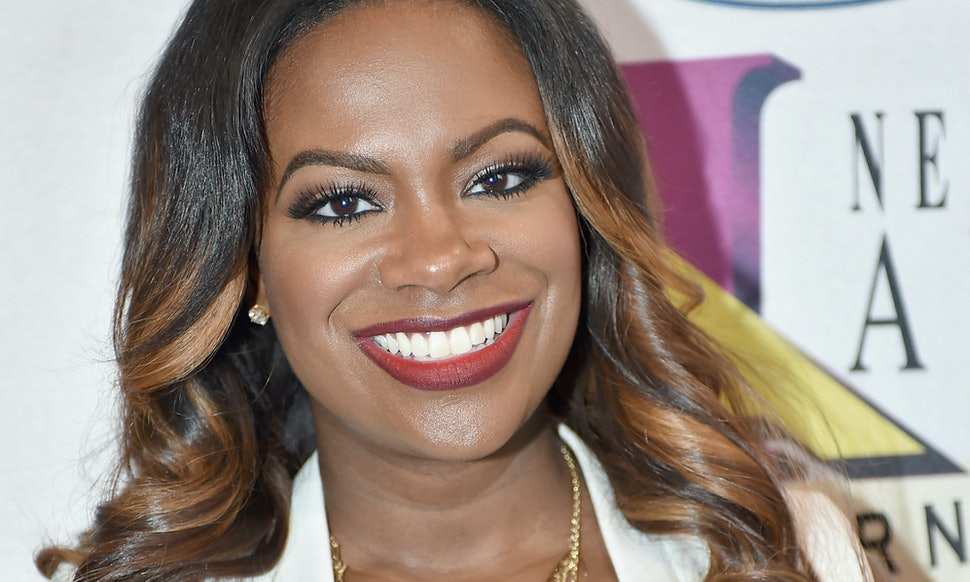Real Housewives Of Atlanta Star Kandi Burruss Son Ace Is Cute As A