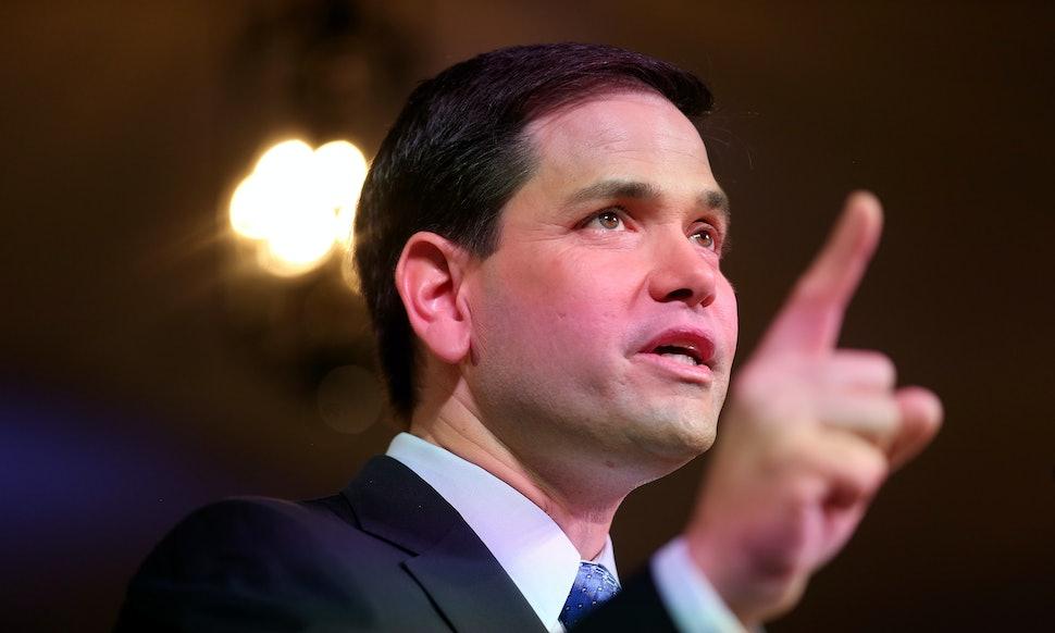 Marco Rubio Quotes Inspiration Marco Rubio Quotes 'Taken' To Explain His Terrorism Position