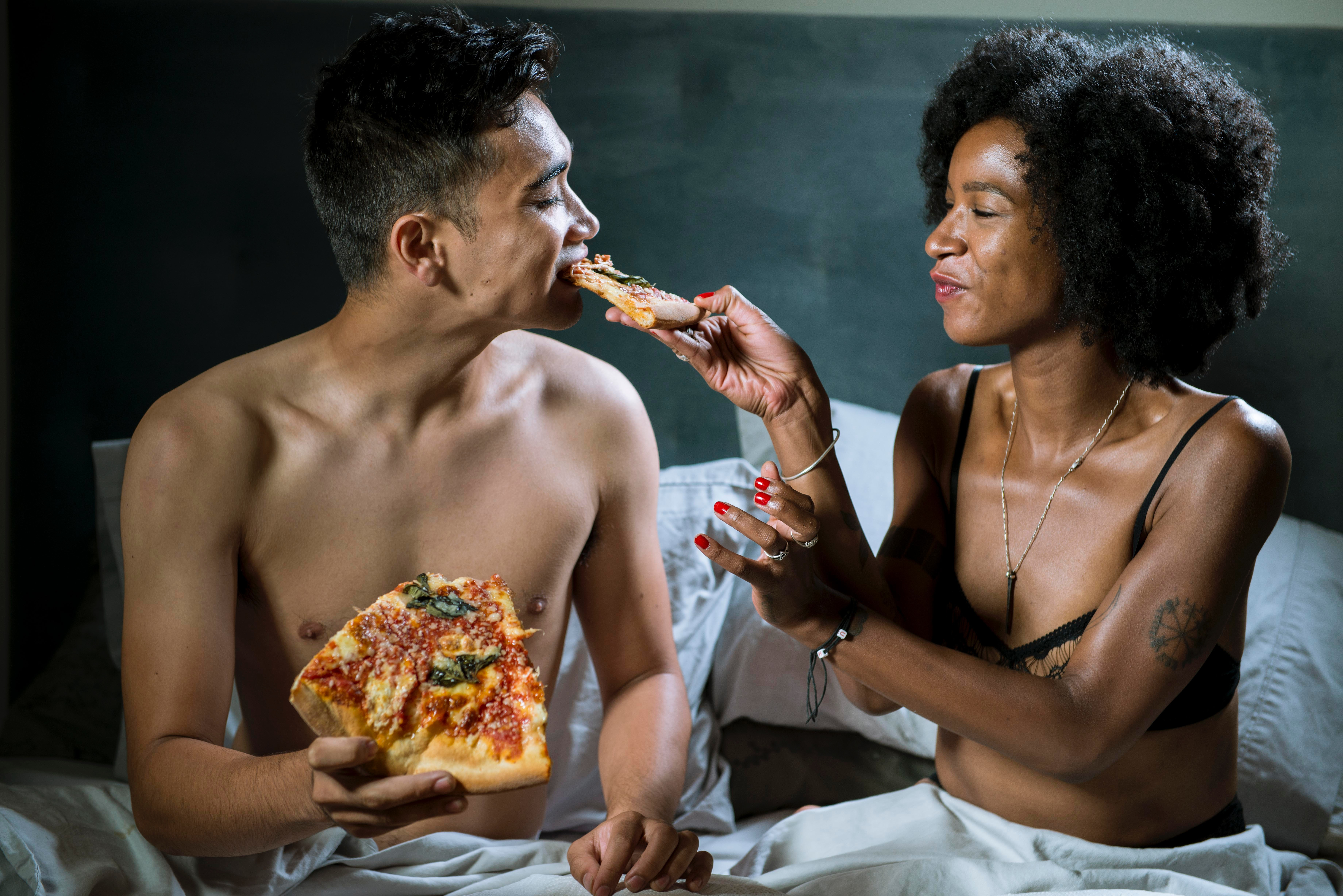 Female orgasm diet