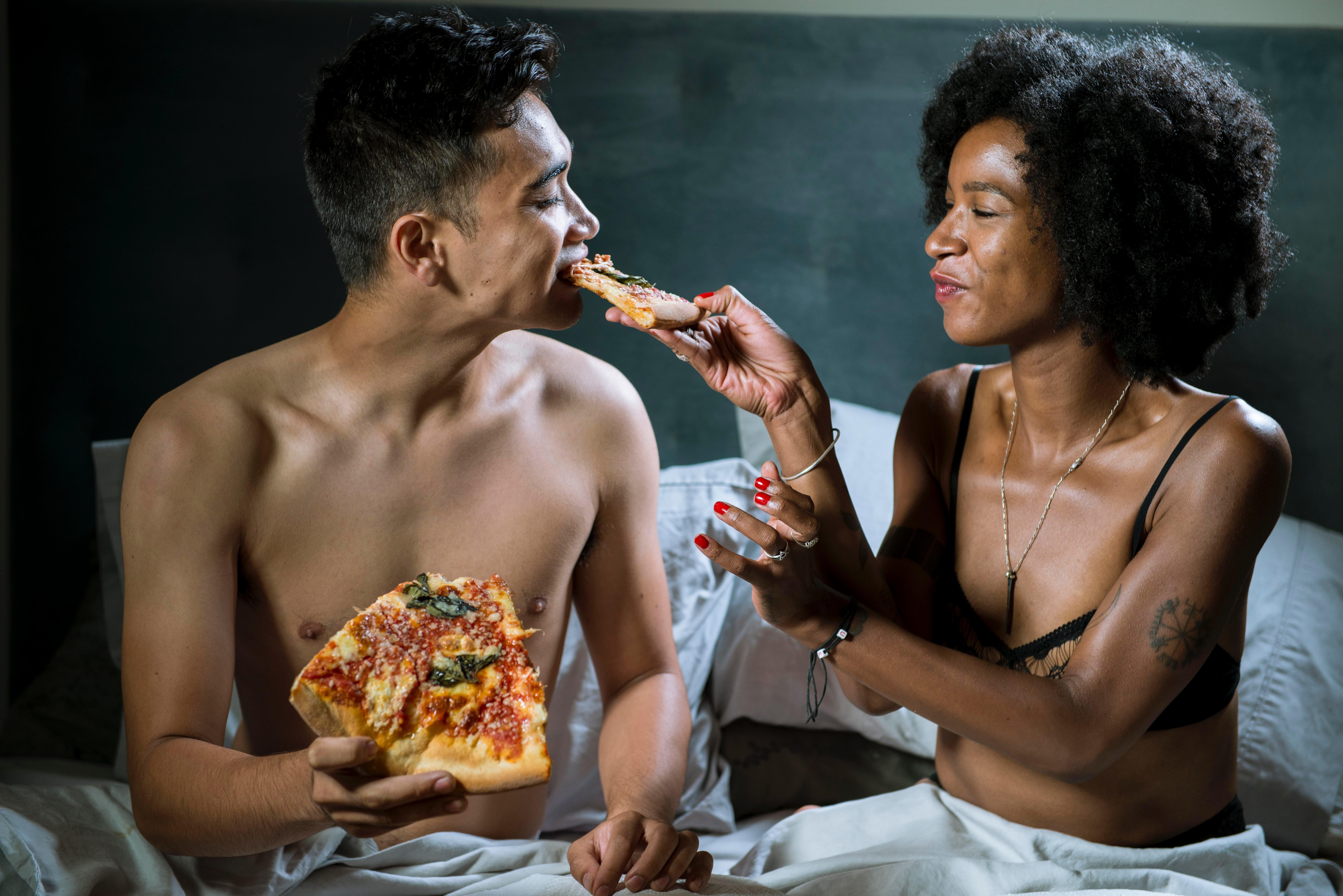 Video sharing orgasm