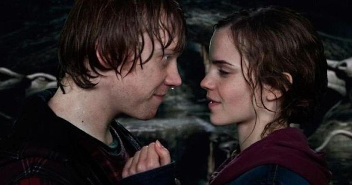 J.K. Rowling: Hermione ar fi trebuit să se căsătorească cu Harry Potter