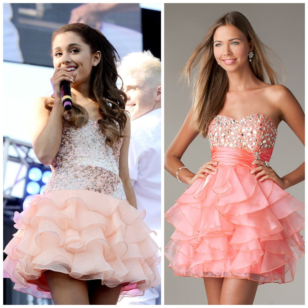9 Prom Dresses That Celebrities Would