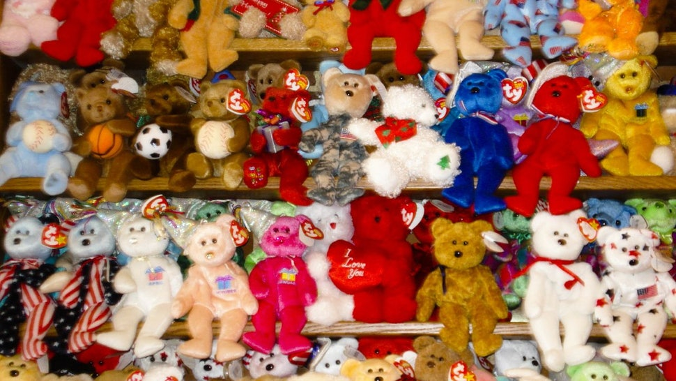 1a57c2a4cb1 14 Beanie Babies You HAD To Have In The  90s
