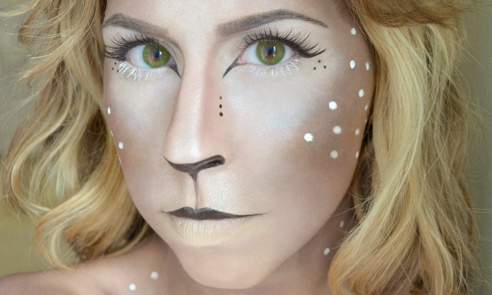 15 Easy Halloween Makeup Youtube Tutorials To Follow For Costume