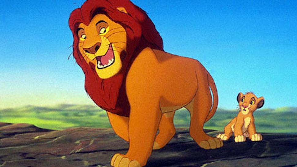 lion king summary