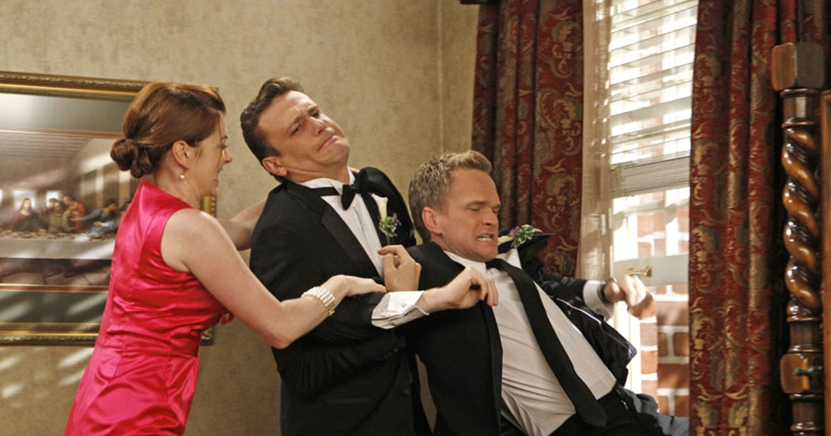 How I Met Your Mothers Barney and Robin Finally Get
