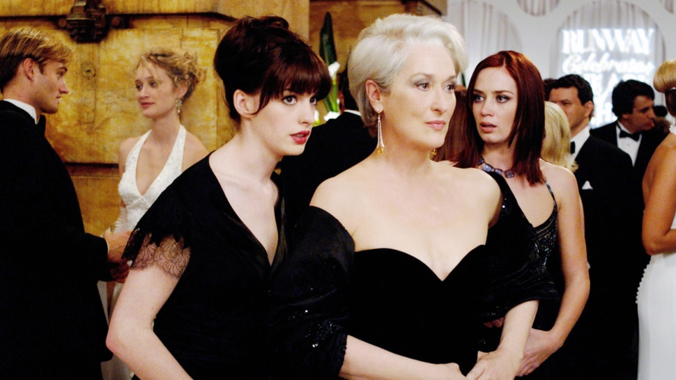 eb3e990ac 11 Things You Didn't Know About 'The Devil Wears Prada,' Because We're All  A Stomach Flu Away From Our Goal Weight