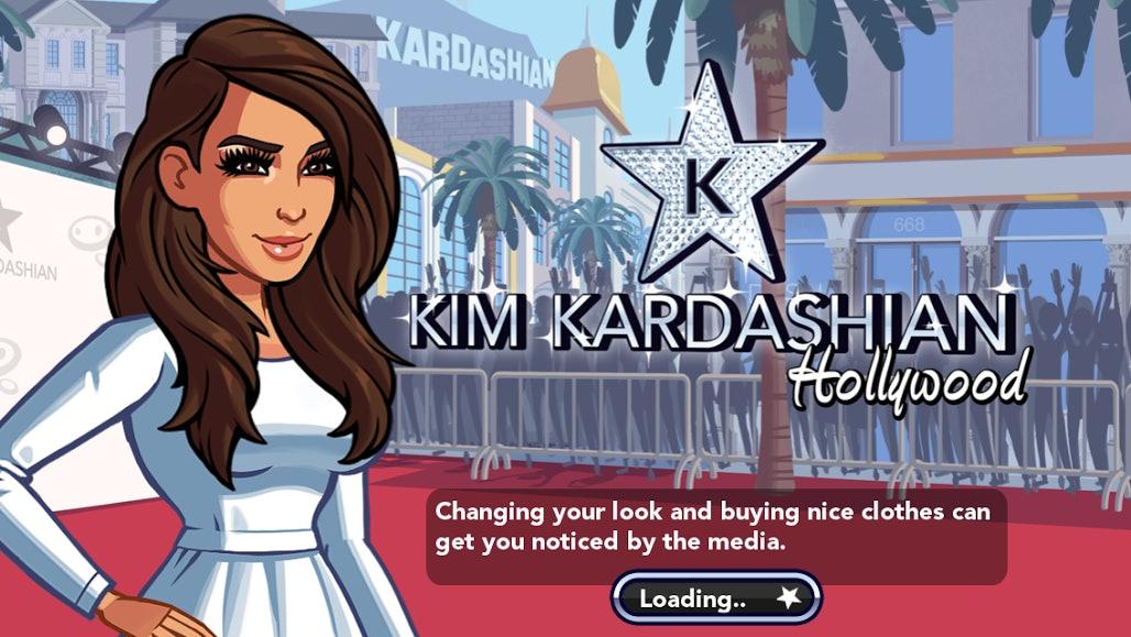 Lif kim k hollywood game dating