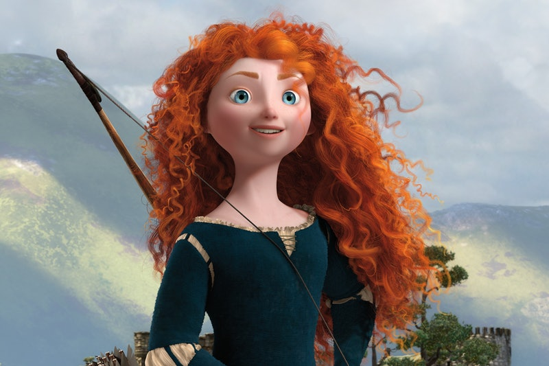 Fact Merida From Brave Is Disney S Most Feminist Princess
