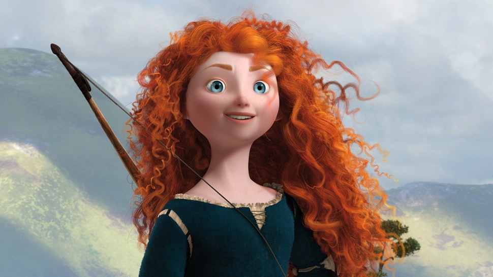 Fact: Merida From 'Brave' Is Disney's Most Feminist Princess