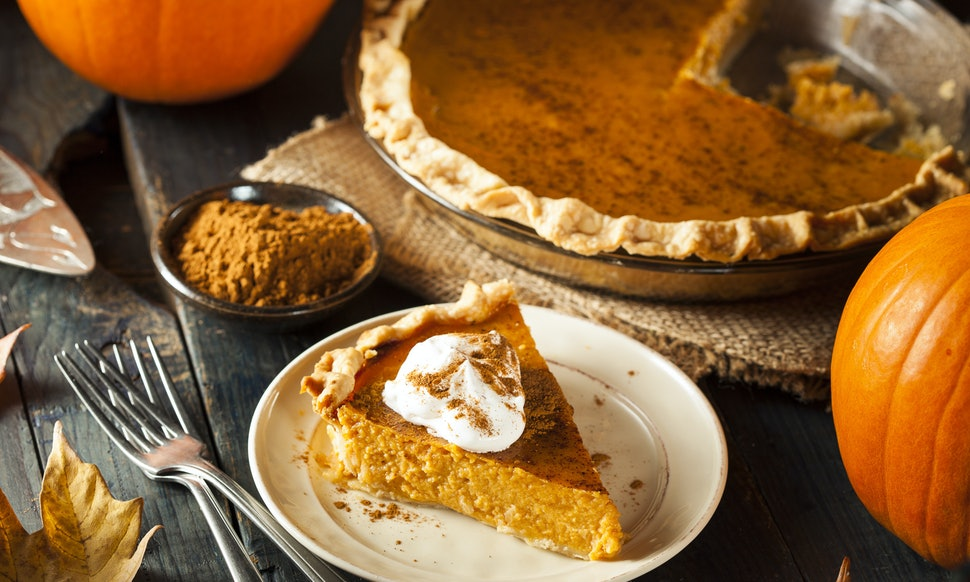 Reasons Why Pie Is The Greatest Thing To Happen To Thanksgiving