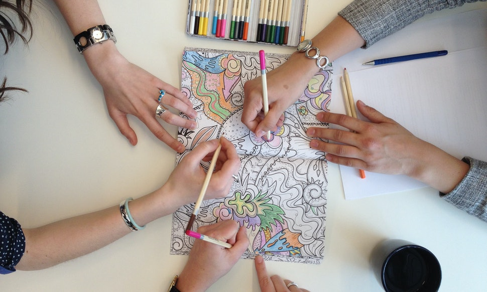 13 Of The Best Adult Coloring and Activity Books, Because Big People ...