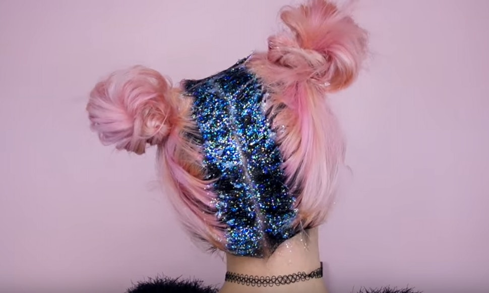 Glitter Roots Are Easier Than They Look With These Tutorials Videos
