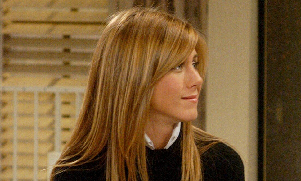 Jennifer Aniston Wasnt Rachel Green In Every Friends Scene This Screencap Proves It PHOTO