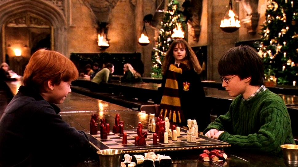Christmas Harry Potter.7 Ways To Have The Most Aggressively Harry Potter Christmas On The