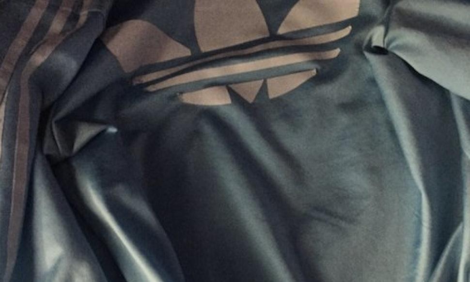 adidas jacket colour
