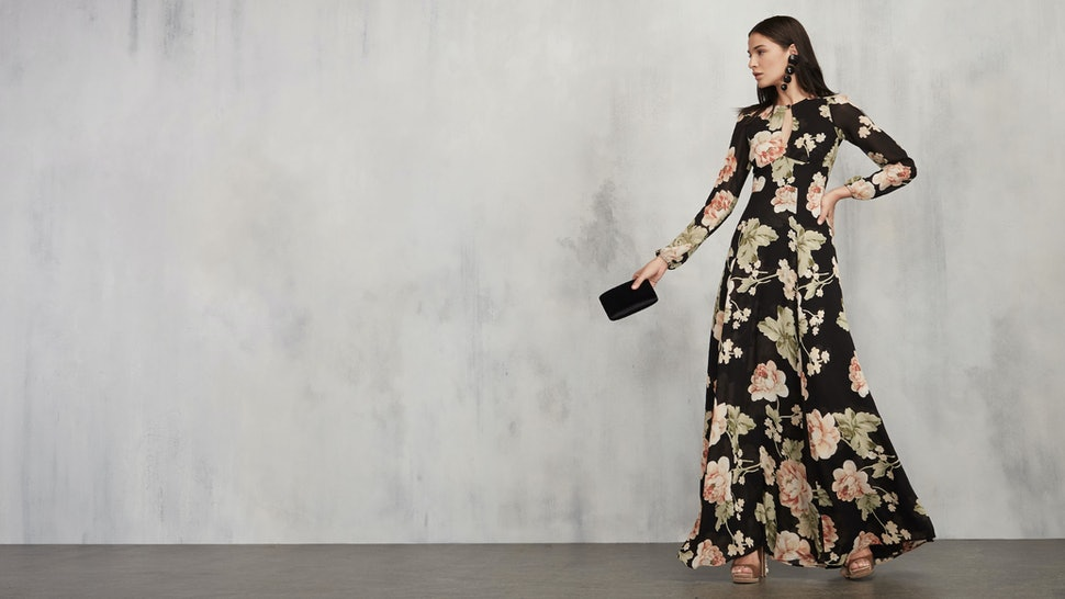 Dress To Wear To A Fall Wedding | 9 Dresses To Wear To A Fall Wedding That Are Chic Cozy