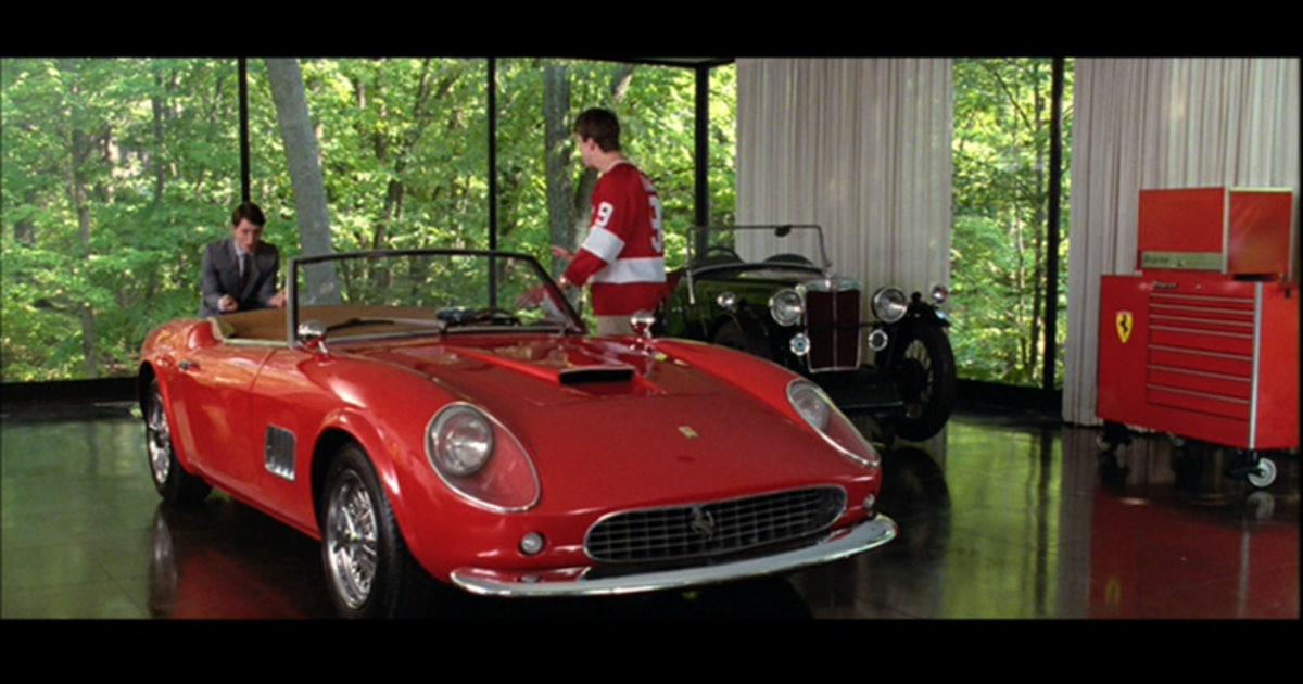 The Ferris Bueller S Day Off Glass House 10 More Movie Props That Sold For Big Bucks