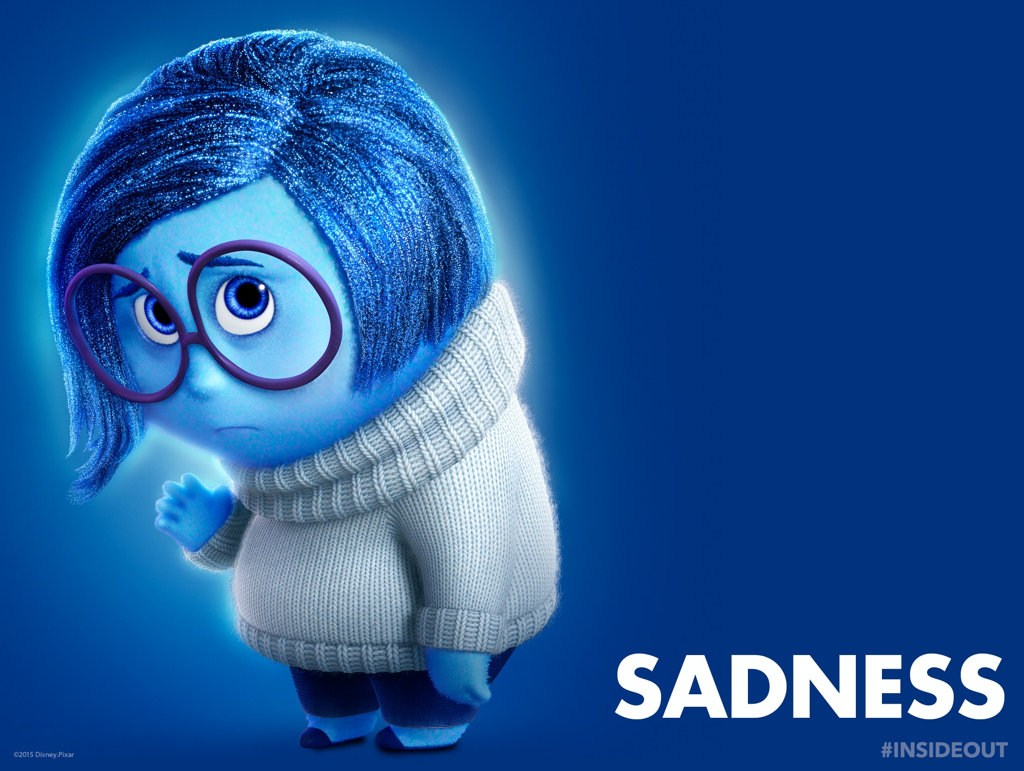 Is 'Inside Out' About Depression? The Pixar Film Isn't Afraid To Put  Sadness In The Spotlight