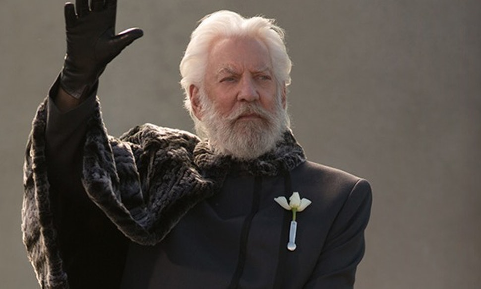 What Happens To President Snow In 'Mockingjay, Part 2'? He ...