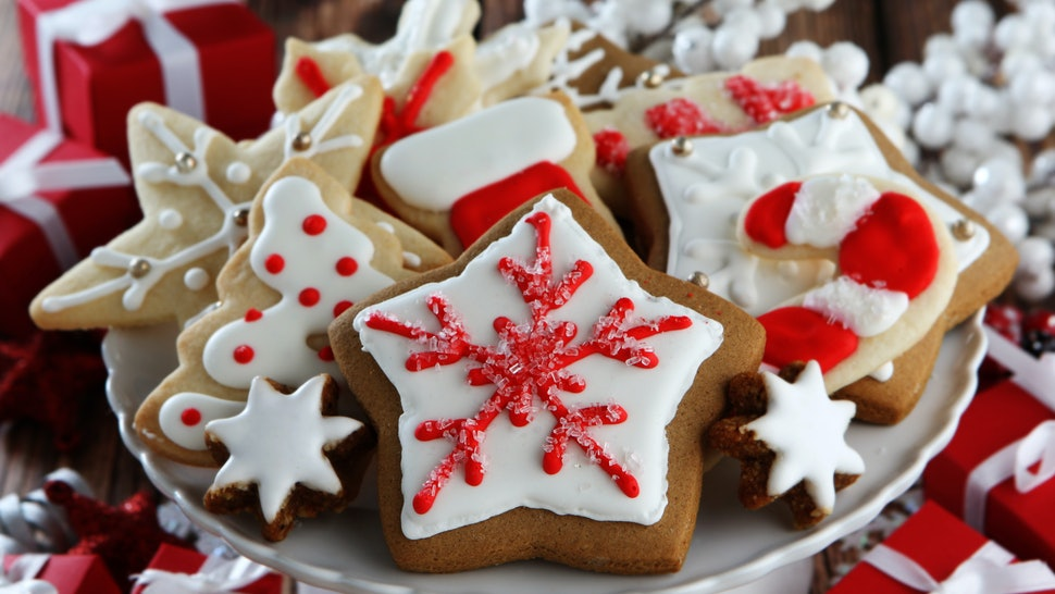 17 Christmas Cookies Ranked Because Sugar Cookies And Ginger Snaps