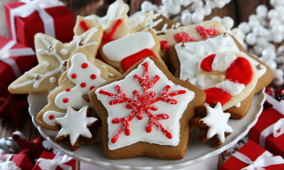 17 christmas cookies ranked because sugar cookies and ginger snaps are great but they arent the best - Best Christmas Cookies 2014