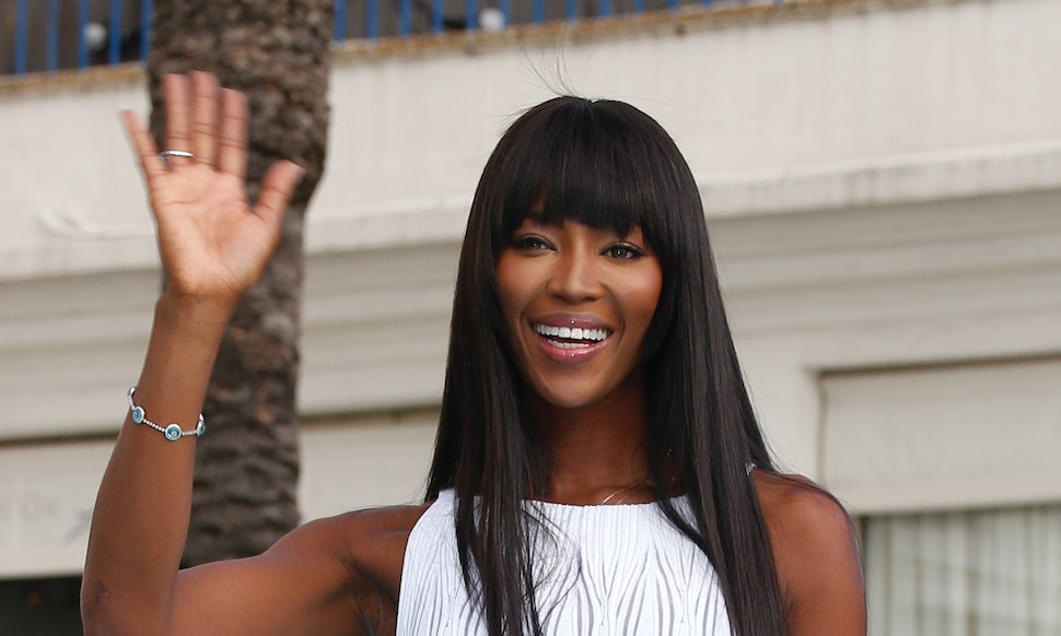Did Naomi Campbell Throw Shade At Instagram Famous Models Kind Of