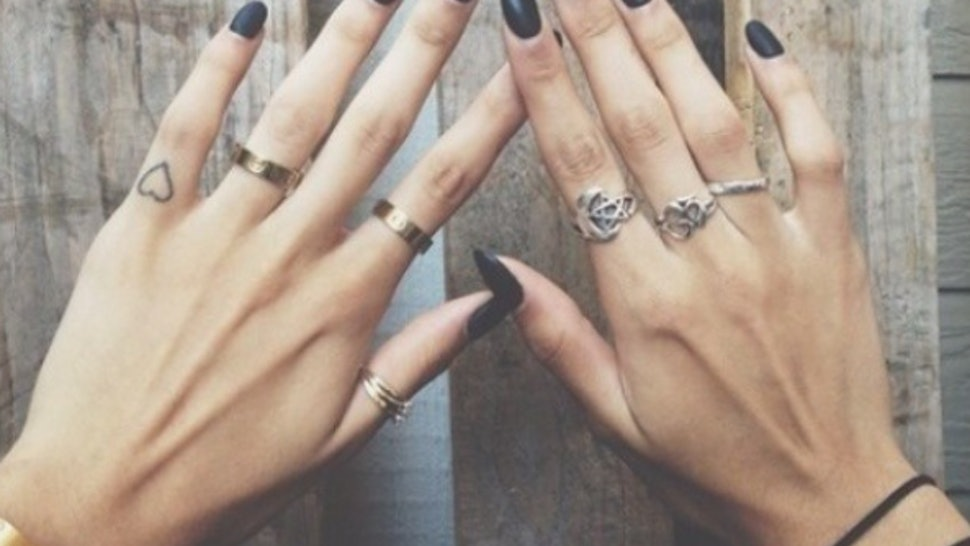 20 Tiny Beautiful Micro Tattoos That Prove Subtle Things Can Be The