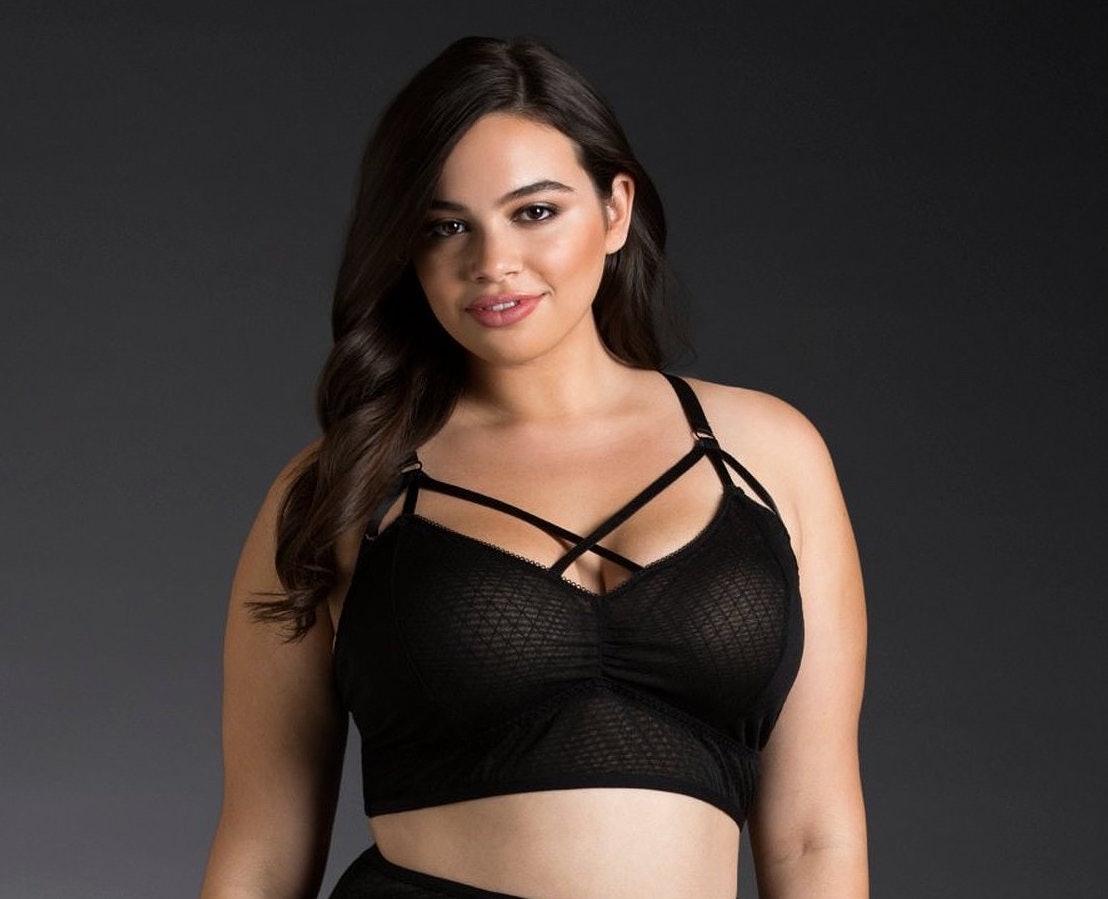 Wife self conscious big boobs