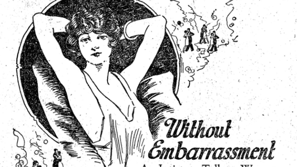 100 Years Of Shaving Ads Show How We've Been Tricked Into Going