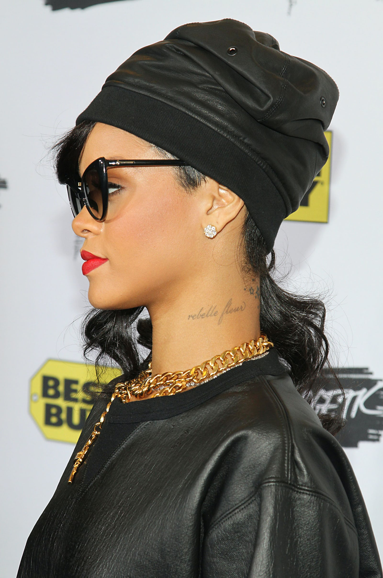 How Many Tattoos Does Rihanna Have? Heres Your Complete