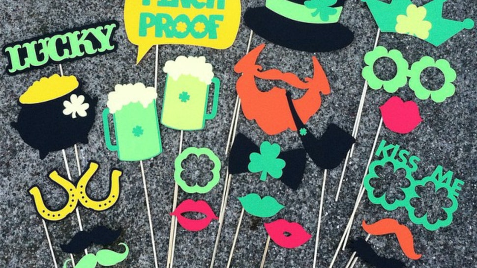 15 St Patrick S Day Party Decorations That Are Cute Not Cheesy