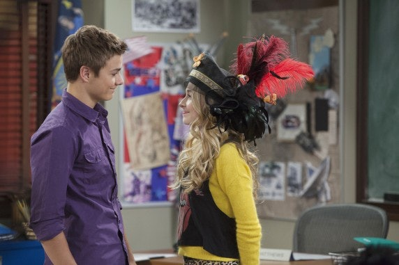 girl meets world lucas end up with