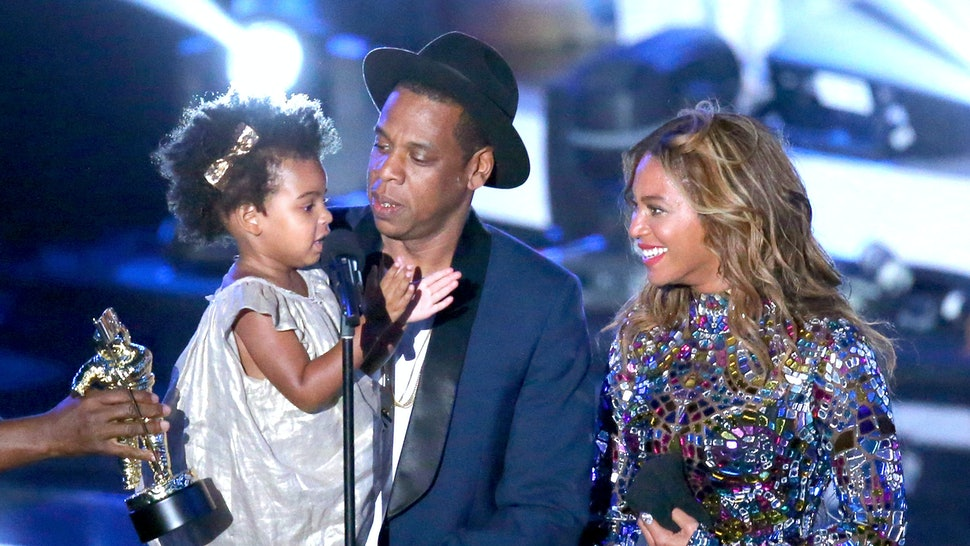 Groovy Blue Ivy Carters Birthday Party For Her Fourth Birthday Sounds Funny Birthday Cards Online Kookostrdamsfinfo