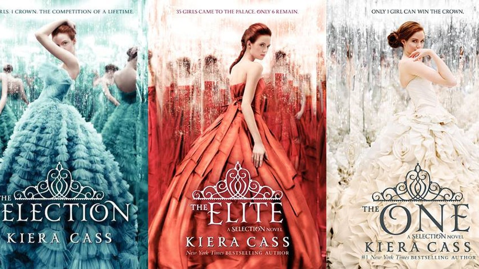 Kiera Cass' 'The Selection' Movie Rights Bought By Warner