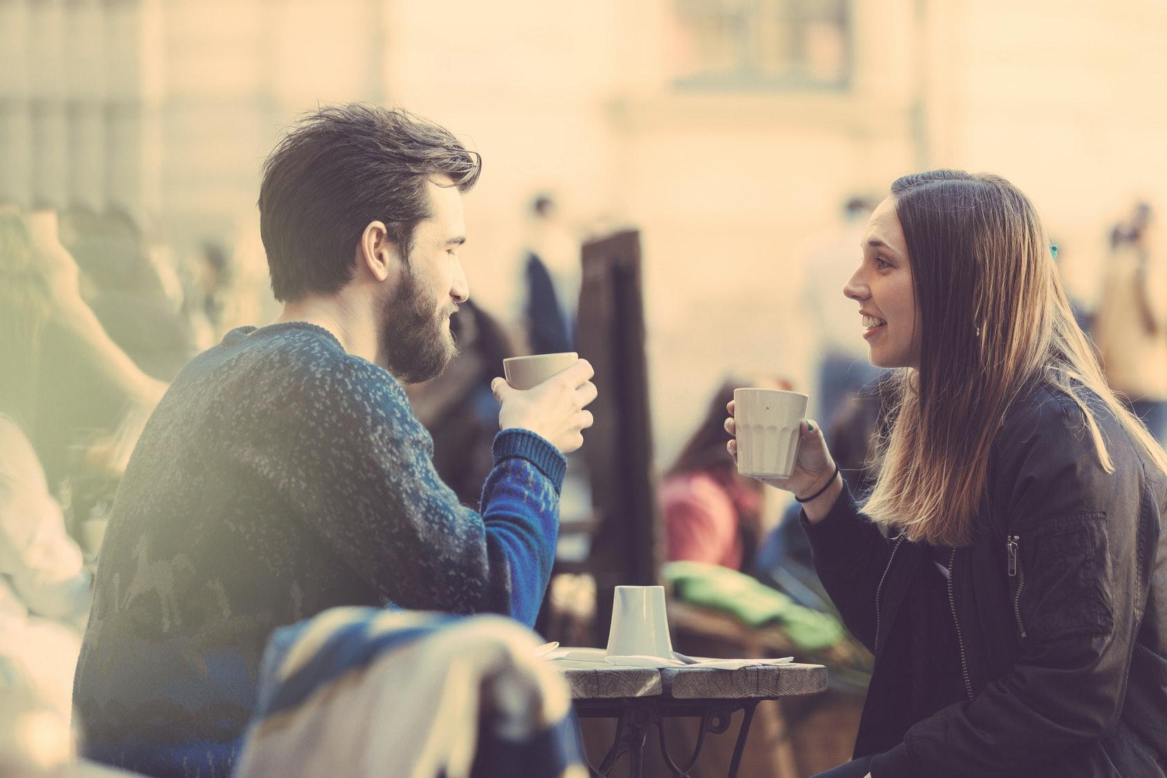 Meet strangers nearby