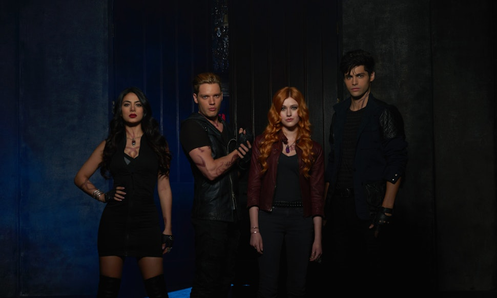 Will Shadowhunters Connect To The Mortal Instruments City Of