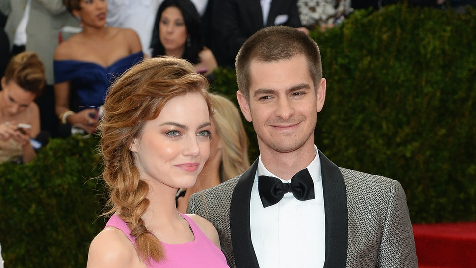 cbf5837074d Where Do Emma Stone & Andrew Garfield Live? Clues Point to Bicoastal  Cohabitation