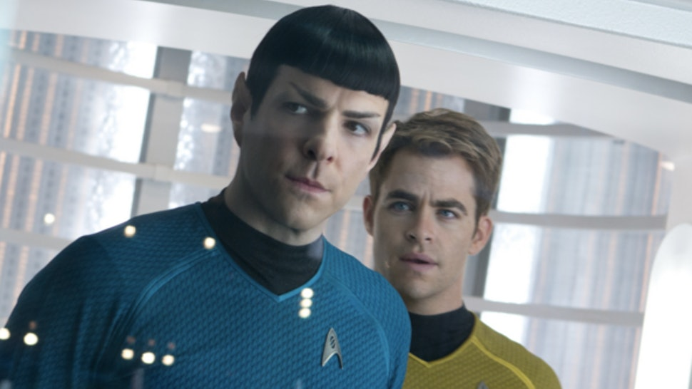 New 'Star Trek Beyond' Cast Posters Leave Clues About The