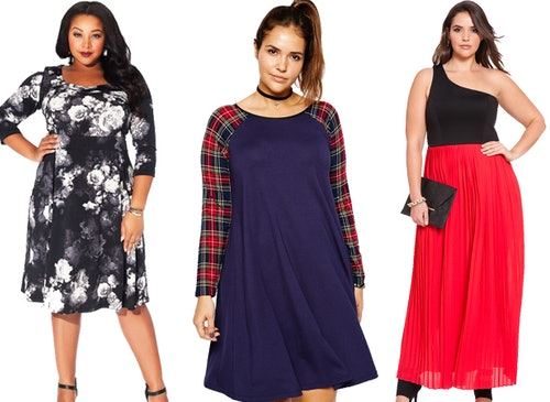 31 Plus Size Fall Dresses Perfect For Twirling Your Way Through