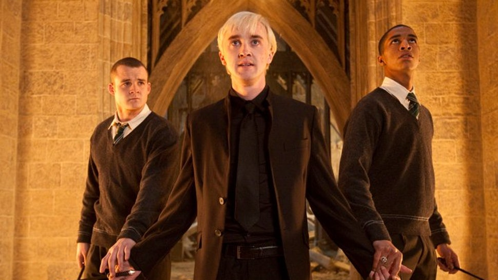 What Happened to Crabbe in 'Harry Potter and the Deathly Hallows