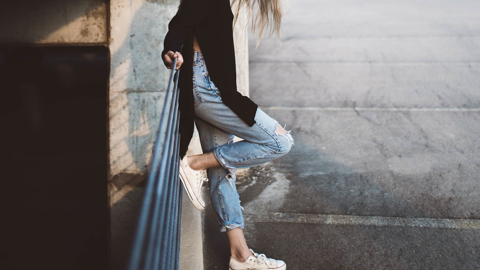 Your You Properly Jeans In Simple Tell Fit 7 If How To Steps yOvwnmN80P