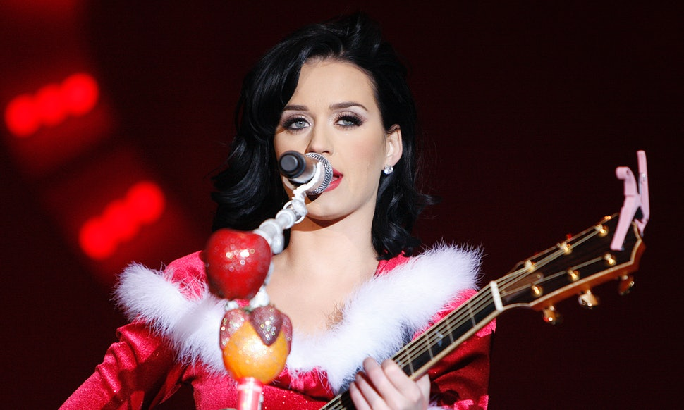 A Katy Perry Christmas Album Might Be Happening, So What Would It ...