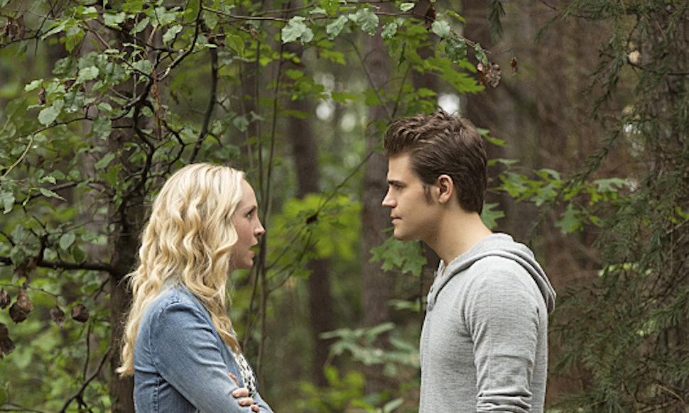 Caroline and stefan hook up