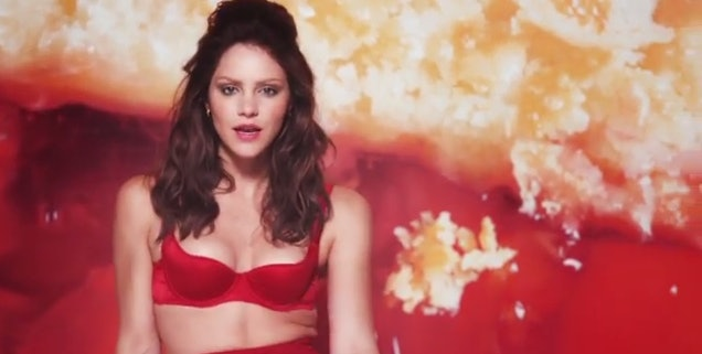 Cock teasing slut video